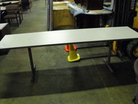 Training Tables 8' heavy duty training table