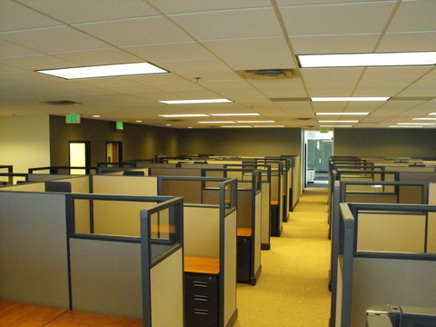 Cubicles New Friant 6x6 Cubicles