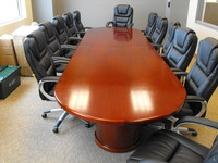 Conference Table New Ruby 12' Conference Table