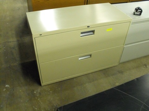Lateral Files Haworth 2 dr lateral file