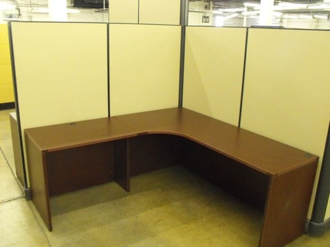 Cubicles Herman Miller Cherryman stations