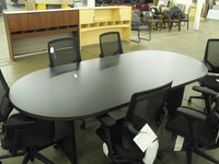 Conference Table Amber black conference table