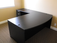New Office Desks Cherryman L shape 6x6
