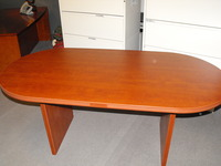 Conference Table 6' Cherryman table