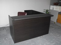 Reception Desks Cherryman Reception desk