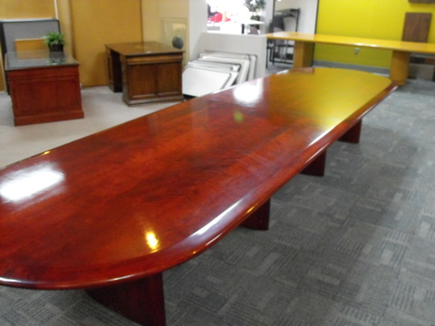 Conference Table 16' conference table