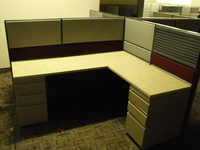 Cubicles Teknion 6x5