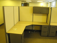 Cubicles 6x6 Herman Miller